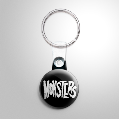 Spook Show - Monsters Keychain