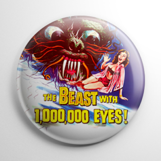 Beast with a Million Eyes Button
