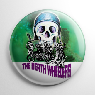 Death Wheelers Button