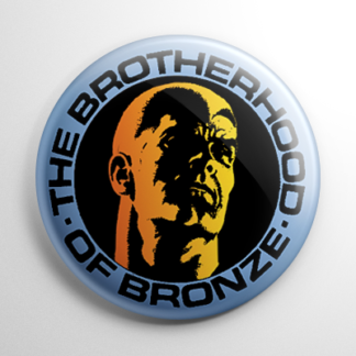 Fan Club - Doc Savage Brotherhood of Bronze Button