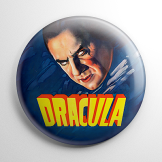 Dracula Poster (C) Button