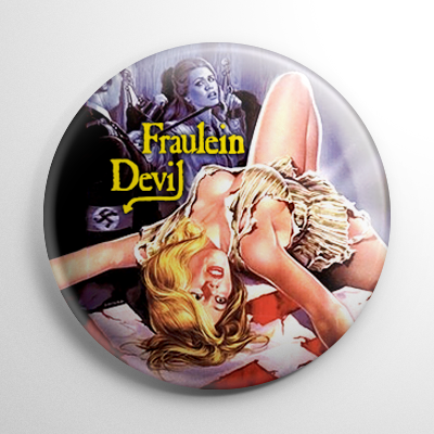 Fraulein Devil Button