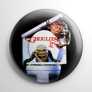 Ghoulies II Button