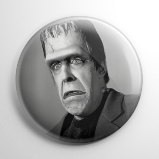 The Munsters - Herman Munster (B) Button