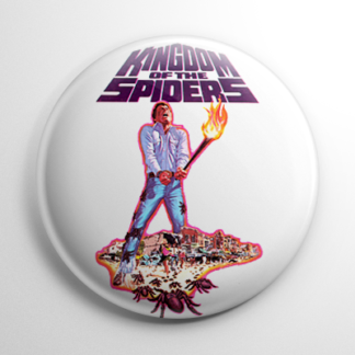 Kingdom of the Spiders Button