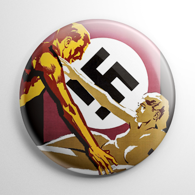 Nazi Love Camp 27 (B) Button