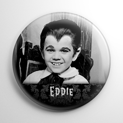The Munsters – Eddie Munster (A) Button