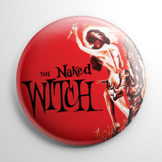 Naked Witch Button
