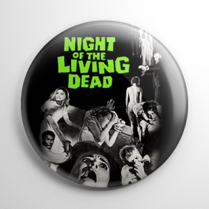 Night of the Living Dead (C) Button