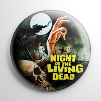 Night of the Living Dead (D) Button