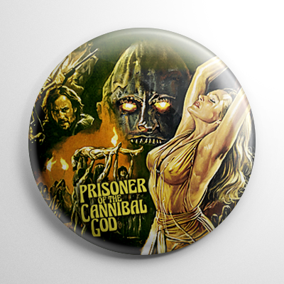 Prisoner of the Cannibal God Button