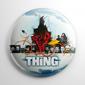 The Thing (D) Button