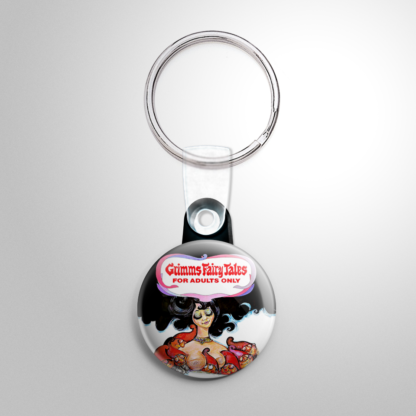 Grindhouse - Grimm's Fairy Tales for Adults Keychain