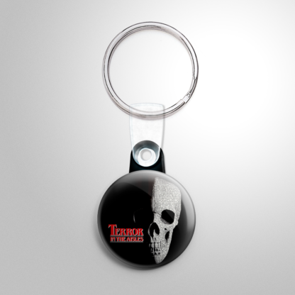 Horror - Terror in the Aisles Keychain