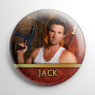 Big Trouble in Little China - Jack Burton (A) Button