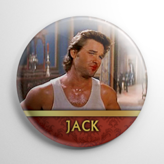 Big Trouble in Little China - Jack Burton (B) Button