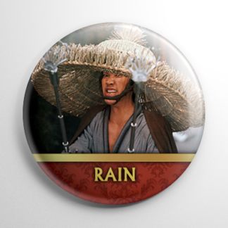 Big Trouble in Little China - Rain (A) Button
