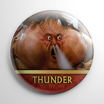 Big Trouble in Little China - Thunder (B) Button