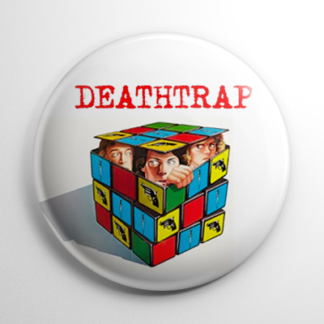 Horror - Deathtrap Button