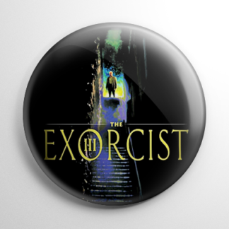 Exorcist III Button