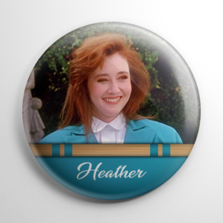 Heathers - Heather Duke Button