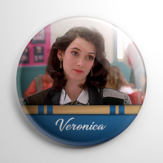 Heathers - Veronica Sawyer Button