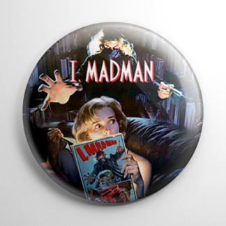 Horror - I, Madman Button