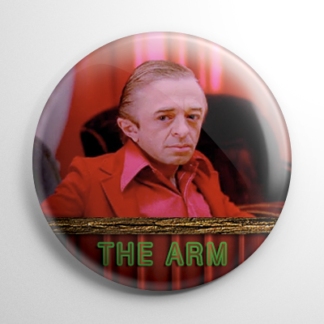 Twin Peaks The Arm Man from Another Place Button