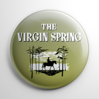 Virgin Spring Button