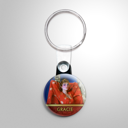 Big Trouble in Little China - Gracie (B) Keychain