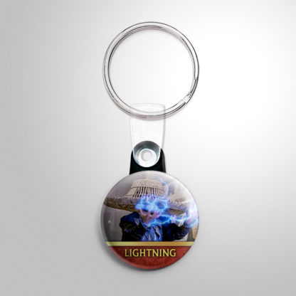Big Trouble in Little China - Lightning Keychain