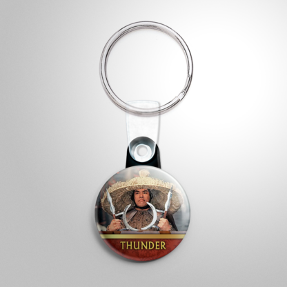 Big Trouble in Little China - Thunder (A) Keychain