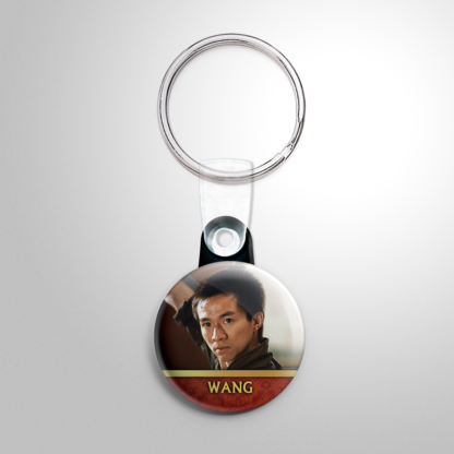 Big Trouble in Little China - Wang Keychain