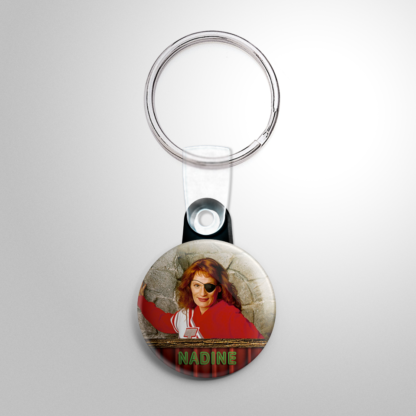 TV Shows - Twin Peaks: Nadine Hurley Keychain
