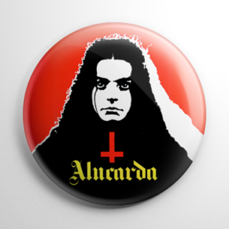 Horror - Alucarda Button