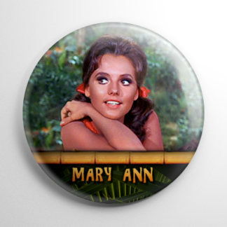 TV Show - Gilligan's Island: Mary Ann Button