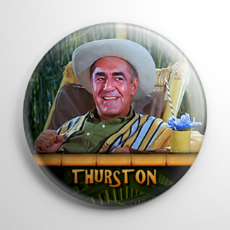 TV Show - Gilligan's Island: Thurston Button