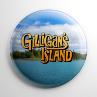 TV Show - Gilligan's Island: Title Button
