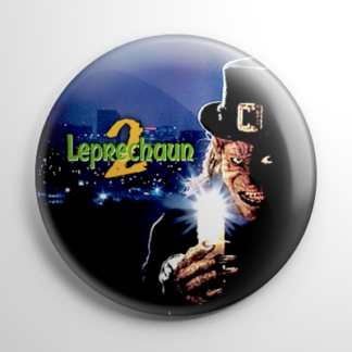 Horror - Leprechaun 2 Button