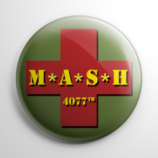 TV Show - MASH 4077 (B) Button