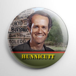 TV Show - MASH 4077 BJ Hunnicutt Button