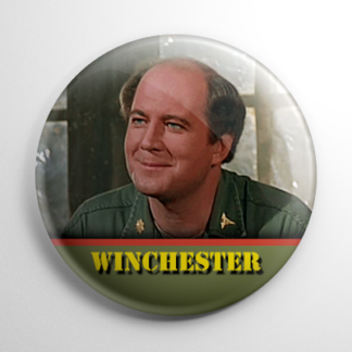 MASH 4077 Major Winchester Button