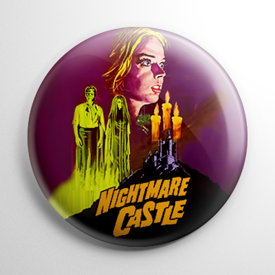 Horror - Nightmare Castle Button