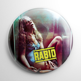 Horror - Rabid Button