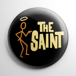 TV Show - The Saint (B) Button
