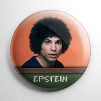TV Show - Welcome Back, Kotter: Juan Epstein Button