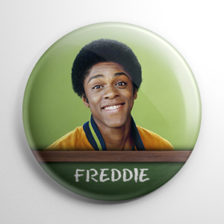 TV Show - Welcome Back, Kotter: Freddie Washington Button