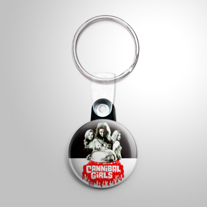 Horror - Cannibal Girls Keychain
