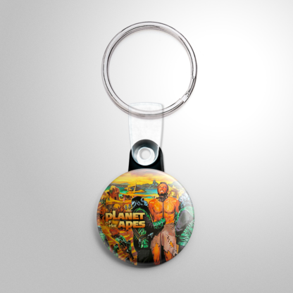 Science Fiction - Planet of the Apes (A) Keychain