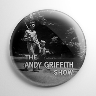 TV Shows - Andy Griffith Show Button